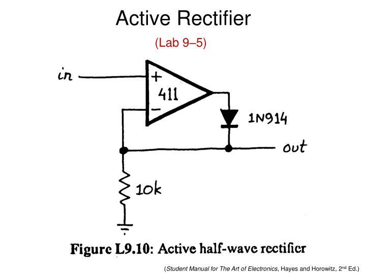 Active Rectifier