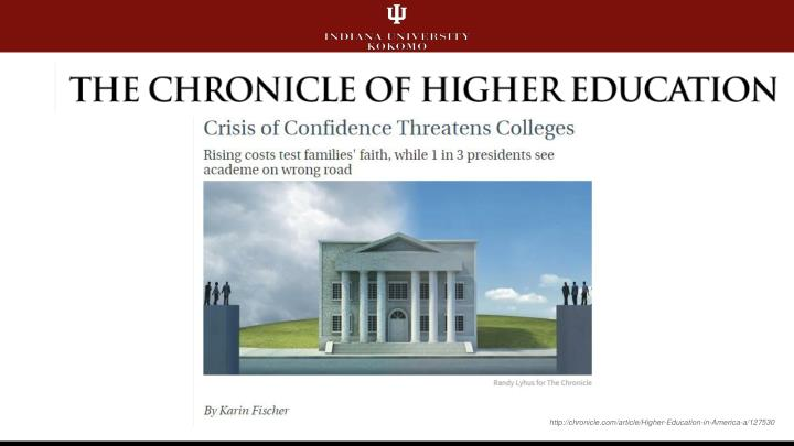 http://chronicle.com/article/Higher-Education-in-America-a/127530