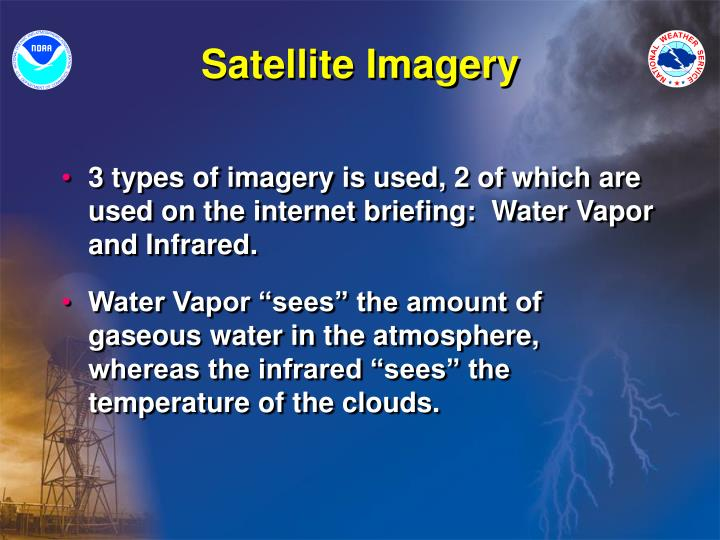 Satellite imagery