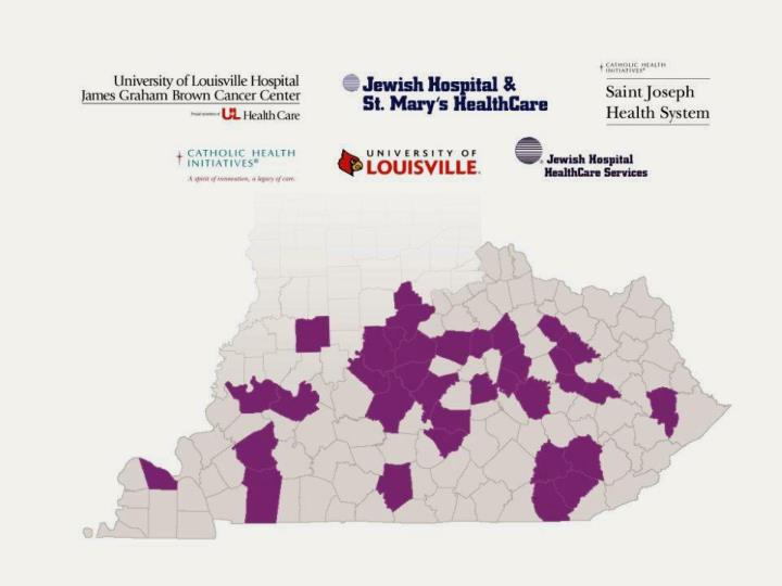 Statewide Reach of Merged Hospital Systems