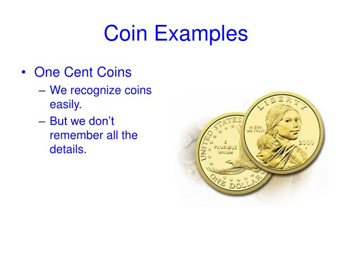 Coin Examples