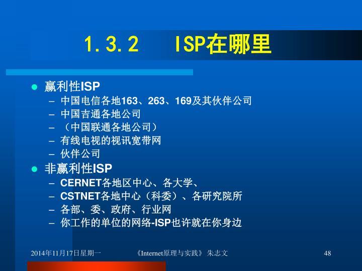1.3.2   ISP