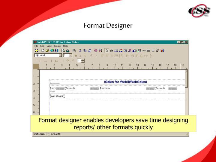 Format Designer
