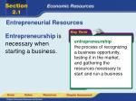 entrepreneurial resources1