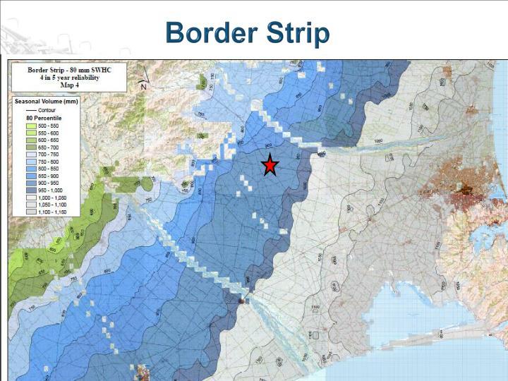 Border Strip