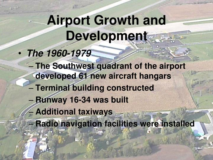 Airport Growth and Development