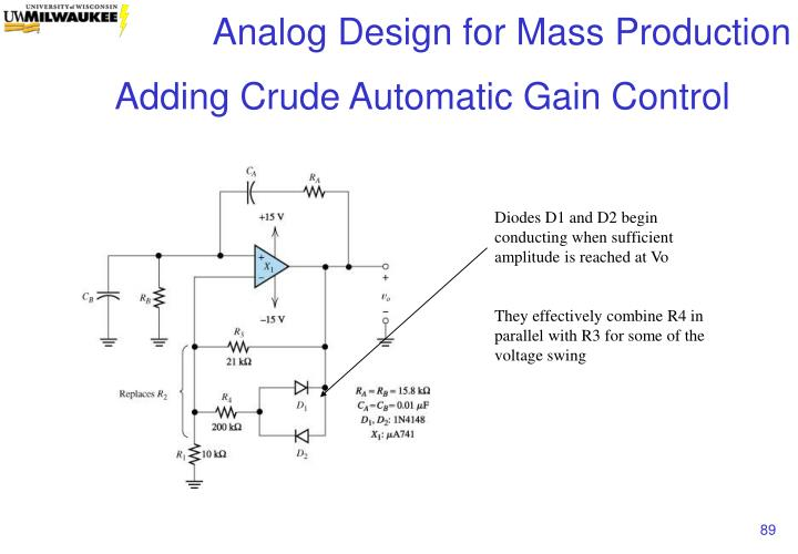 Adding Crude Automatic Gain Control