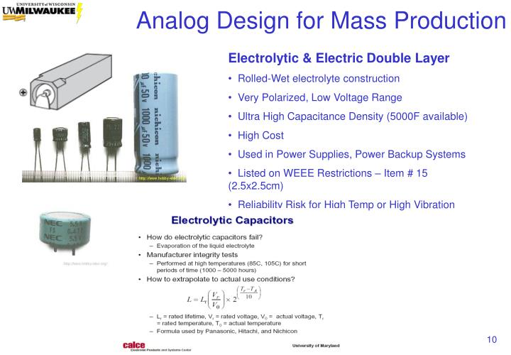 Electrolytic & Electric Double Layer