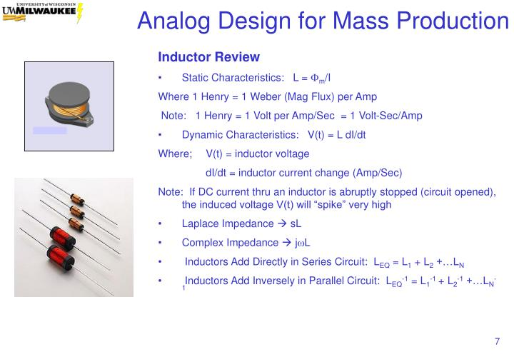 Inductor Review