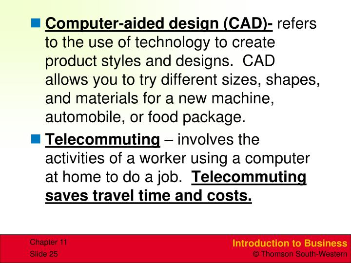 Computer-aided design (CAD)-