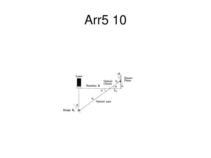 Arr5 10