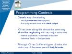 programming contests1