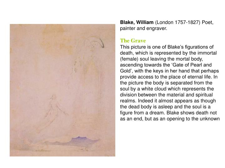 Blake, William