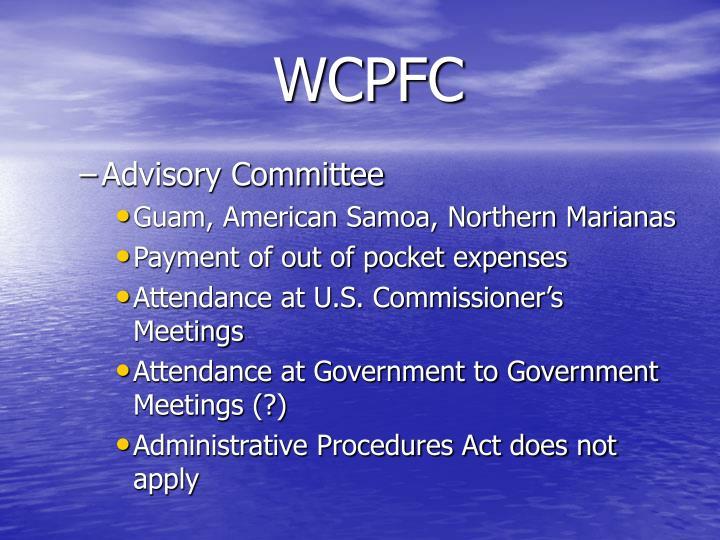 WCPFC