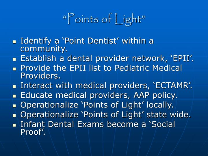 """""""Points of Light"""""""