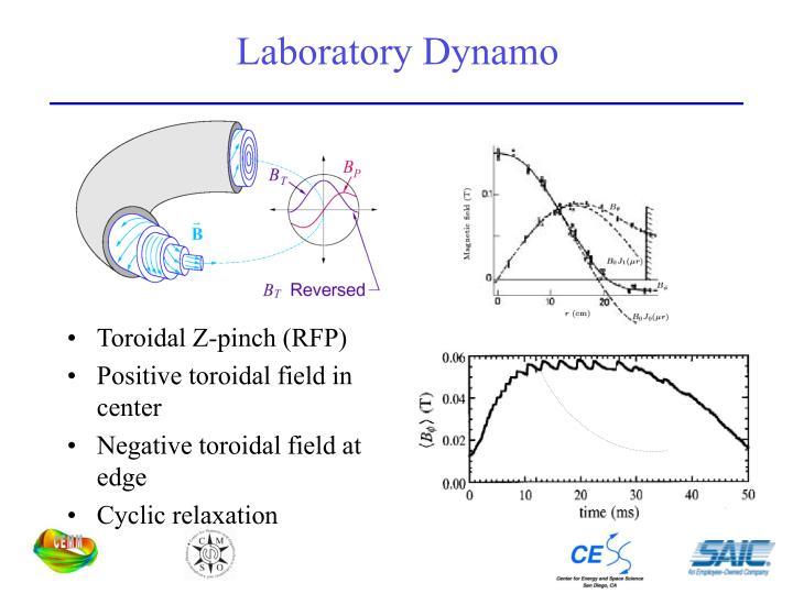 Laboratory Dynamo