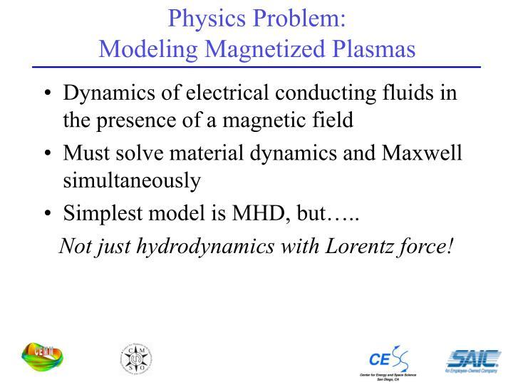 Physics Problem: