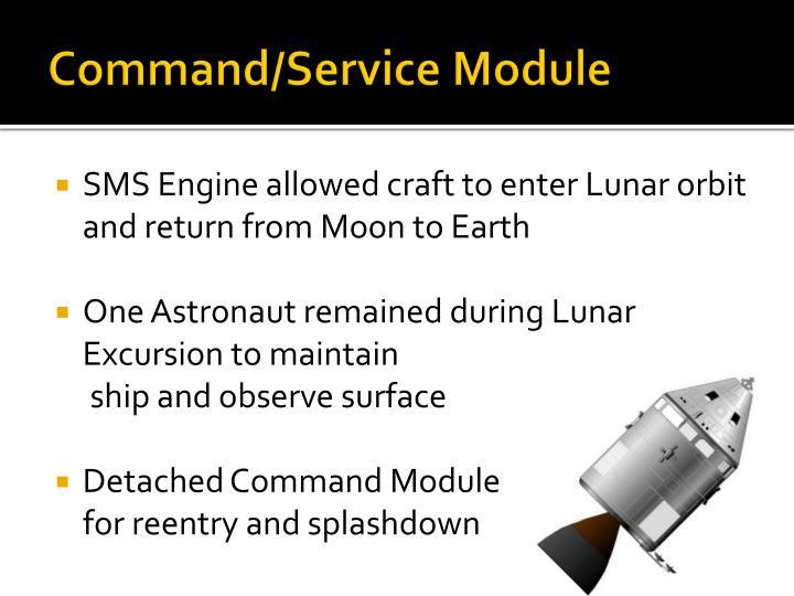 Command/Service Module