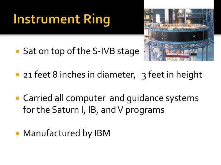 Instrument Ring
