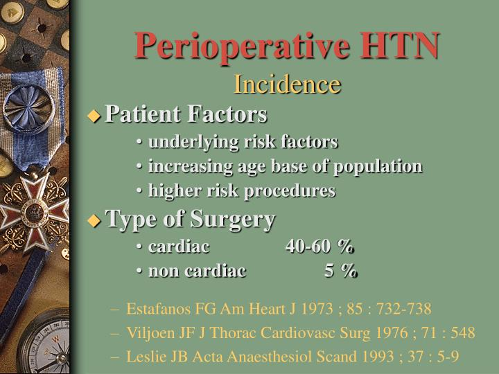 Perioperative htn incidence1
