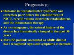 prognosis 1