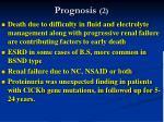 prognosis 2