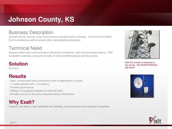 Johnson County, KS