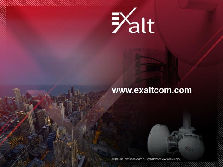www.exaltcom.com