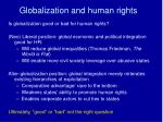 globalization and human rights2