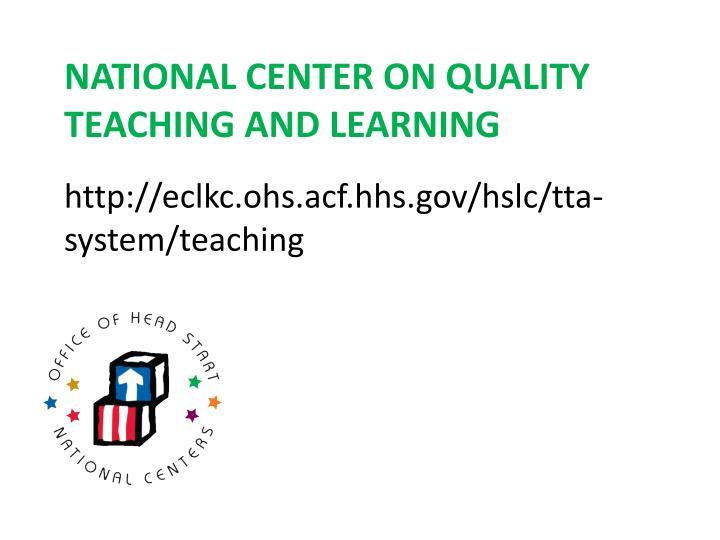 http://eclkc.ohs.acf.hhs.gov/hslc/tta-system/teaching