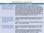 qualitative analysis2
