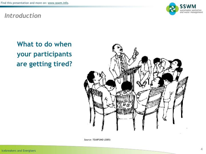 What to do when your participants are getting tired?