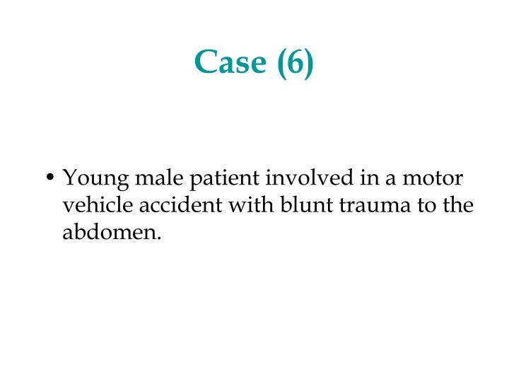 Case (6)