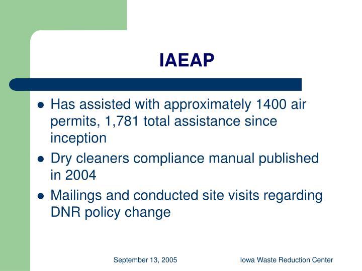 IAEAP