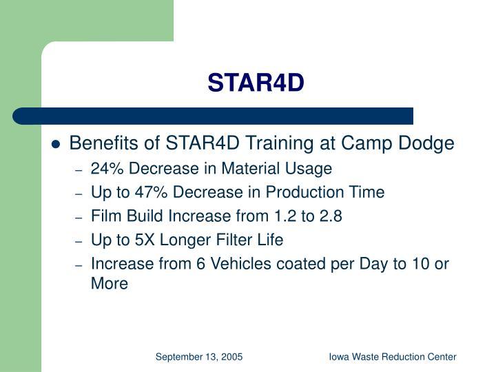 STAR4D