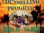 counselling program