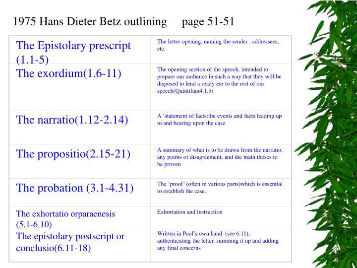 The Epistolary prescript (1.1-5)