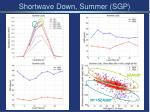 shortwave down summer sgp