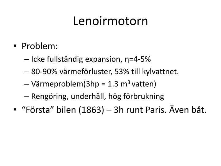 Lenoirmotorn
