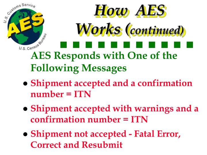 How  AES