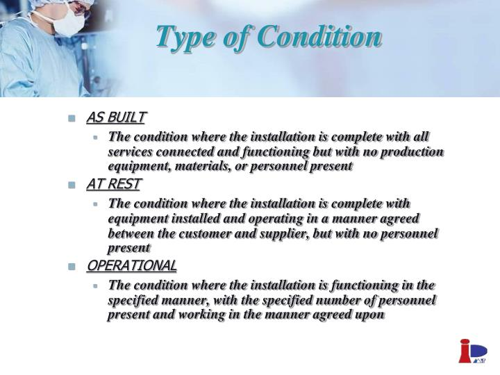 Type of Condition