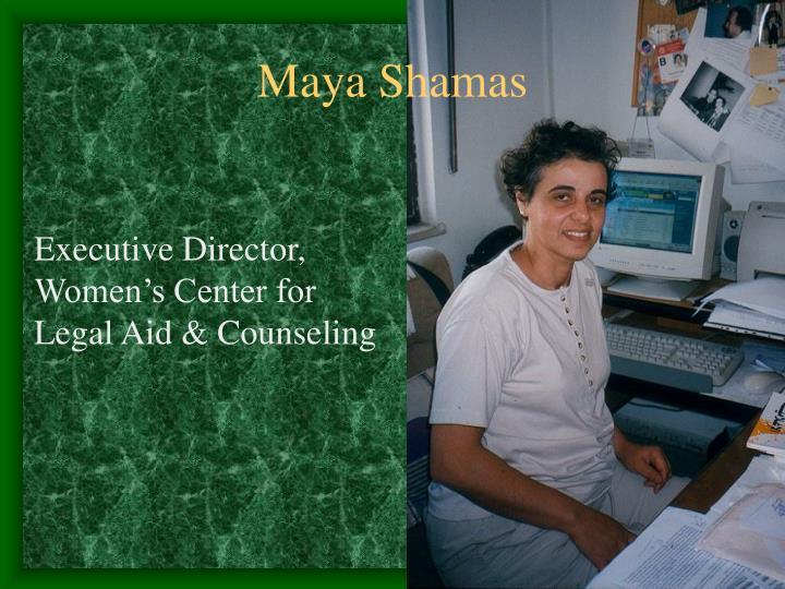 Maya Shamas
