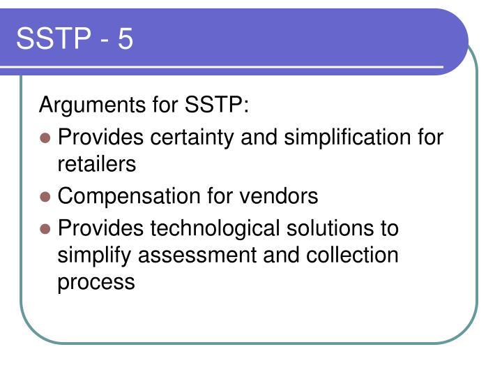 SSTP - 5