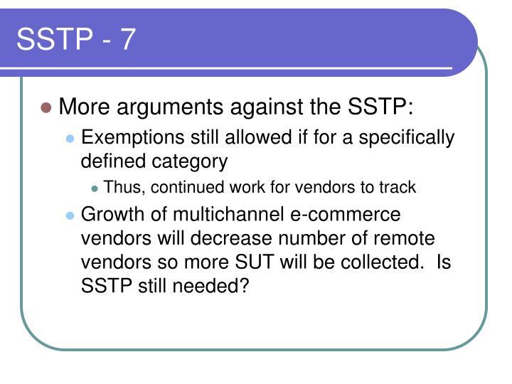 SSTP - 7