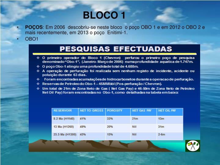 BLOCO 1