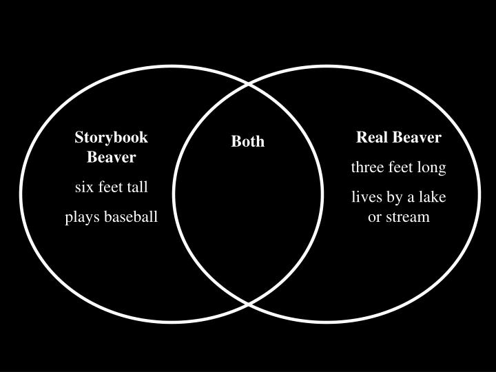 Storybook Beaver