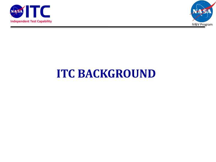 ITC Background