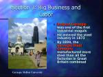 section 3 big business and labor1