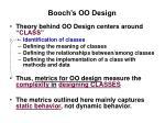 booch s oo design
