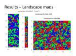 results landscape maps
